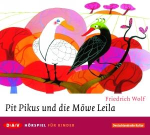 Pit Pikus und die Möwe Leila