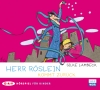 Vergrößerte Darstellung Cover: Herr Röslein kommt zurück. Externe Website (neues Fenster)