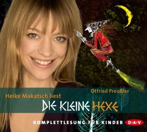 Heike Makatsch liest Otfried Preußler, Die kleine Hexe