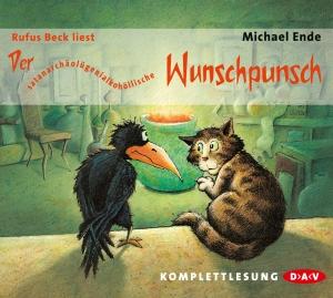 Rufus Beck liest Michael Ende, Der satanarchäolügenialkohöllische Wunschpunsch