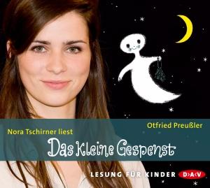 """Nora Tschirner liest Otfried Preußler """"Das kleine Gespenst"""""""