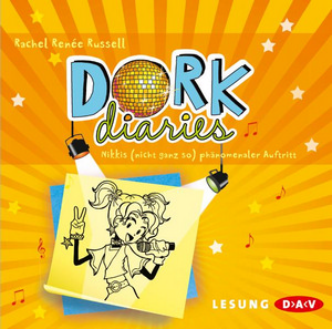 Dork Diaries - Nikkis (nicht ganz so) phänomenaler Auftritt