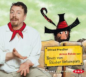 """Armin Rohde liest """"Neues vom Räuber Hotzenplotz"""""""