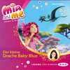Mia and me  - Der kleine Drache Baby Blue