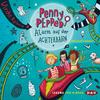 Vergrößerte Darstellung Cover: Penny Pepper - Alarm auf der Achterbahn. Externe Website (neues Fenster)