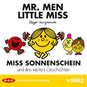 Mr. Men Little Miss - Miss Sonnenschein und drei weitere Geschichten
