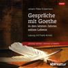 Gespräche mit Goethe