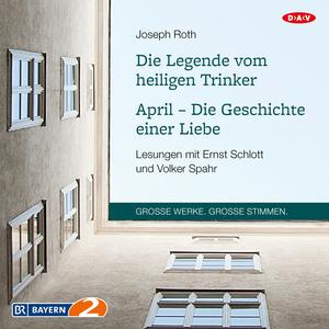 Die Legende vom heiligen Trinker / April - Die Geschichte einer Liebe