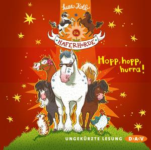 Die Haferhorde - Hopp, hopp, hurra!