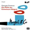Vergrößerte Darstellung Cover: Die Pfeife des Kommissars Maigret. Externe Website (neues Fenster)