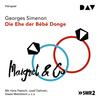 Vergrößerte Darstellung Cover: Die Ehe der Bébé Donge. Externe Website (neues Fenster)