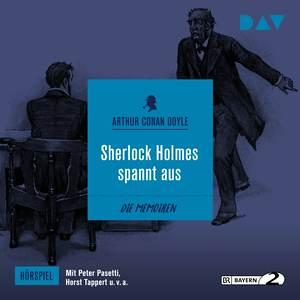 Sherlock Holmes spannt aus
