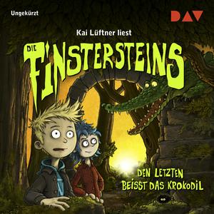 Kai Lüftner liest, Den letzten beißt das Krokodil
