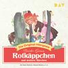 Vergrößerte Darstellung Cover: Rotkäppchen und weitere Märchen. Externe Website (neues Fenster)