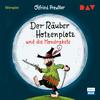 Vergrößerte Darstellung Cover: ¬Der¬ Räuber Hotzenplotz und die Mondrakete. Externe Website (neues Fenster)