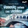 Vergrößerte Darstellung Cover: Venedig sehen und stehlen. Externe Website (neues Fenster)