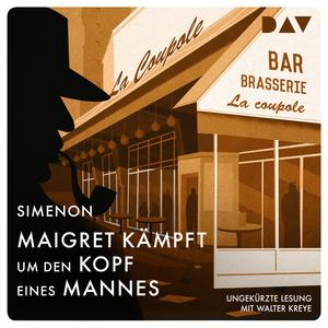 Maigret kämpft um den Kopf eines Mannes