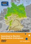 Deutschland im Überblick - Naturräumliche Großregionen