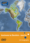 Kontinente im Überblick - Amerika