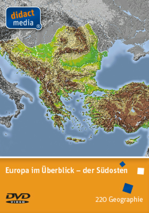 Europa im Überblick - der Südosten