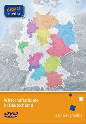 Wirtschaftsräume in Deutschland