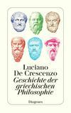 Vergrößerte Darstellung Cover: Geschichte der griechischen Philosophie. Externe Website (neues Fenster)