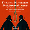 Drei Kriminalromane