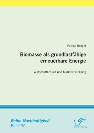 Biomasse als grundlastfähige erneuerbare Energie