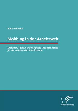 Mobbing in der Arbeitswelt