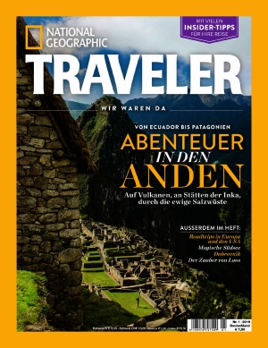 National Geographic Traveler (01/2019)