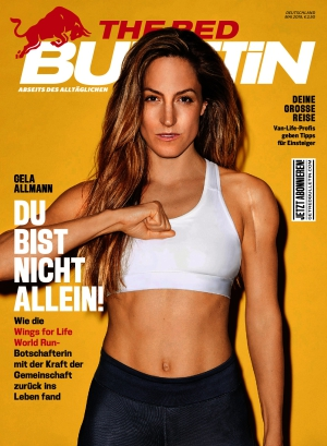 The Red Bulletin (05/2019)