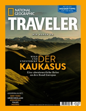 National Geographic Traveler (02/2019)