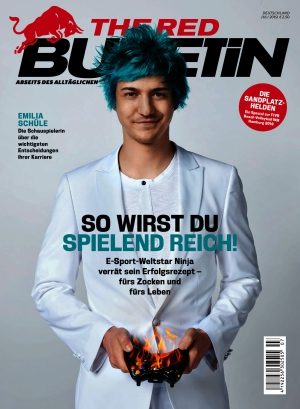 The Red Bulletin (07/2019)