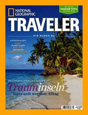 National Geographic Traveler (03/2019)