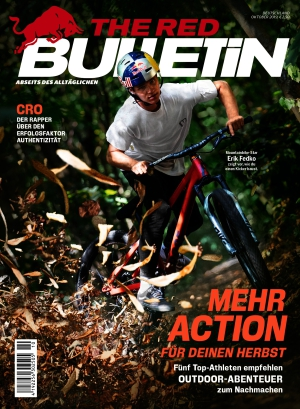 The Red Bulletin (10/2019)