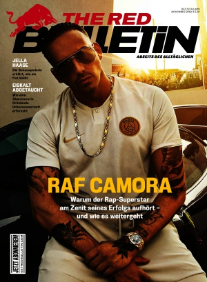 The Red Bulletin (11/2019)