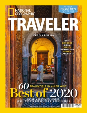 National Geographic Traveler (04/2019)