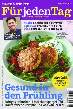Essen & Trinken für jeden Tag (05/2020)