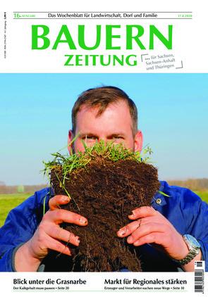 BauernZeitung (16/2020)