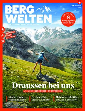 Bergwelten Schweiz (03/2020)
