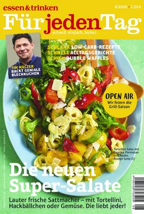 Essen & Trinken für jeden Tag (08/2020)