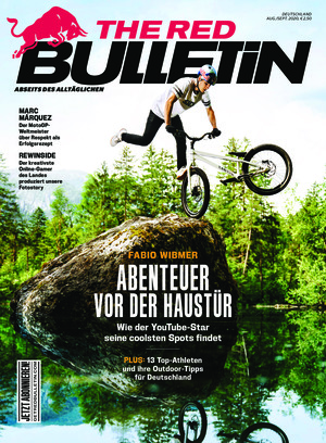 The Red Bulletin (08-09/2020)