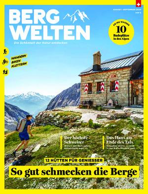 Bergwelten Schweiz (04/2020)