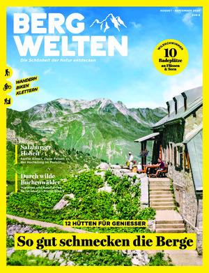 Bergwelten Deutschland (04/2020)