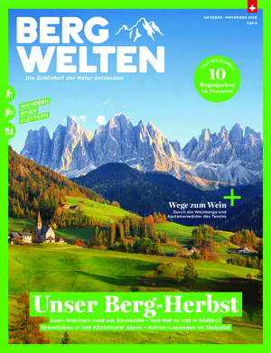Bergwelten Schweiz (05/2020)