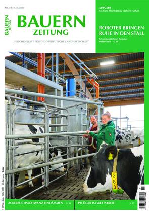 BauernZeitung (41/2020)