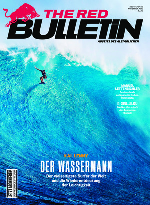 The Red Bulletin (11/2020)