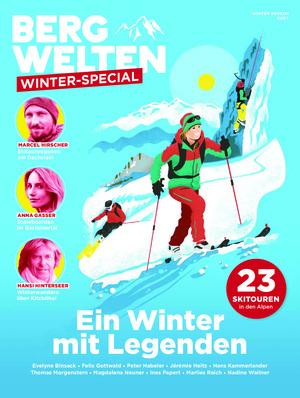 Bergwelten Österreich Winter-Special (02/2020)