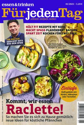 Essen & Trinken für jeden Tag (01/2021)