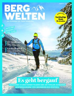 Bergwelten Österreich (01/2021)